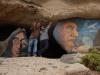 Cueva de la cala de Puerto Viejo