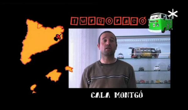 (Español) Furgorincón 5.1: Cala Montgó