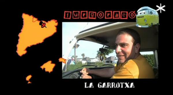 Furgorincón 10.1: Zona volcánica de la Garrotxa