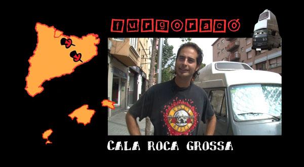 (Español) Furgorincón 6.1: Cala Roca Grossa