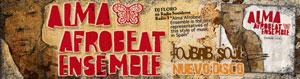 Toubab Soul, l'últim disc d'Alma Afrobeat Ensemble