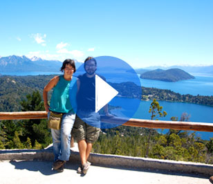 37. Bariloche, una de las 7 mejores vistas del mundo