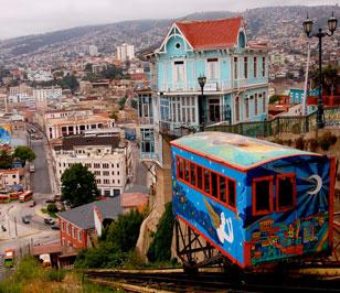 Nuestro paso por Chile en 50 imágenes