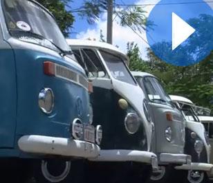 Trobada del Classic VW Club del Paraguai