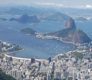 Rio en camper
