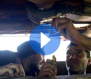 70. Problemas mecánicos entre Brasil y Paraguay