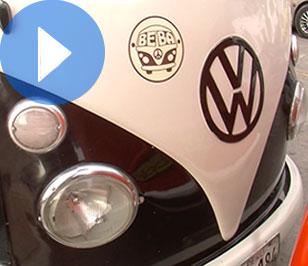 73. Encuentro de kombis y campers VW en Lima