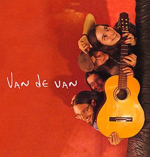 Presentamos en concierto el disco 'Van de van'