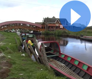 78. Laguna la Cocha, lugar mágico del sur de Colombia