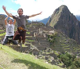 (Español) Machu Picchu en furgoneta o por libre
