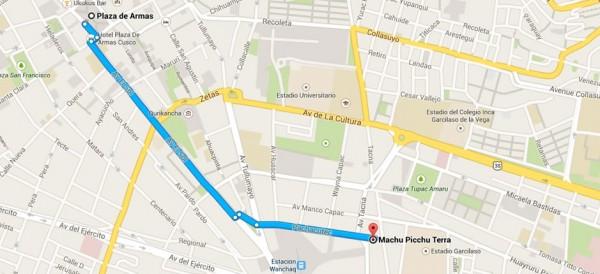 mapa lugar de los boletos