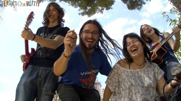 Imagen del videoclip de Furgo en ruta