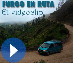 Videoclip de Furgo en ruta