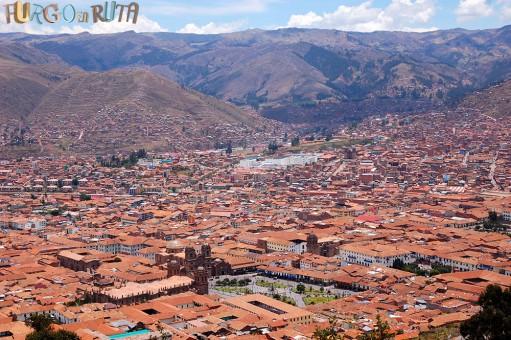 Ciudad de Cusco, Perú