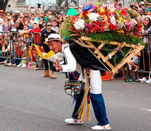 (Español) Desfile de silleteros, mucho más que arte floral