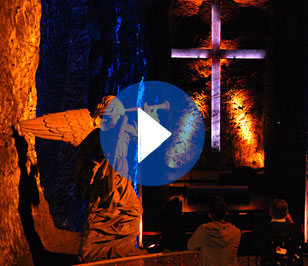 Catedral de sal de Zipaquirá (Video)