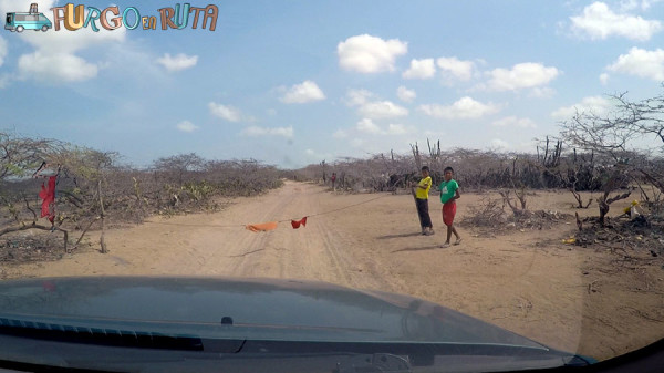 Peaje del hambre en la Alta Guajira