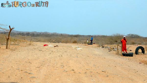 Los peajes del hambre en la Guajira