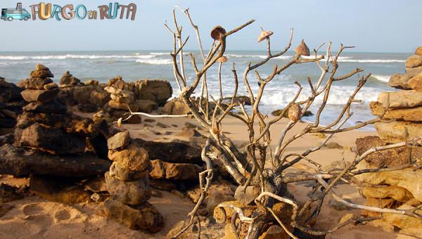 Punta Gallinas, el punto más septentrional de Sudamérica