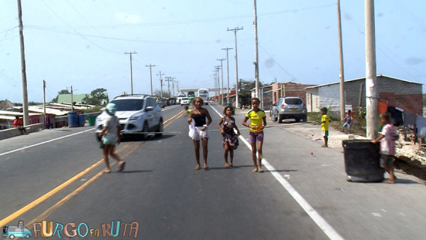 Peaje del hambre en Ciénaga Grande de Santa Marta