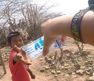 Guajira: Los peajes del hambre