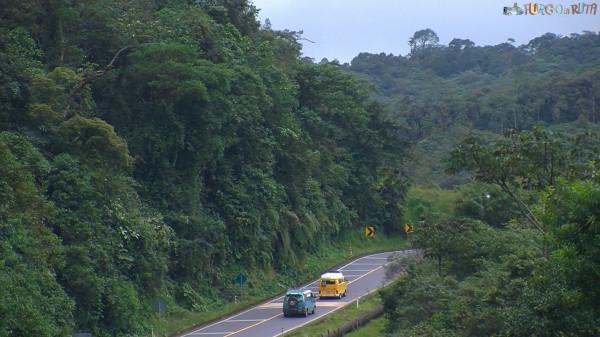 La Saioneta y la Kukis, transitando lentamente hacia el Cuyabeno