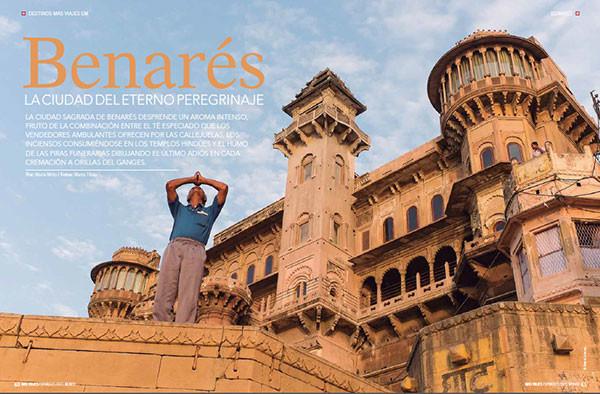 Benares, la ciudad del eterno peregrinaje