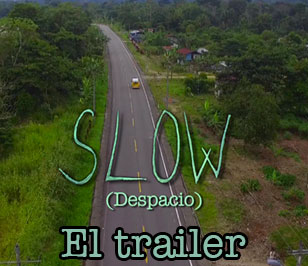 Slow (Trailer), the first short film by Furgo en ruta
