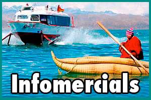 """""""Infomercials"""