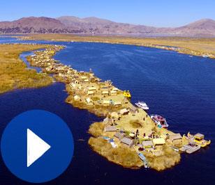 Islas de los Uros