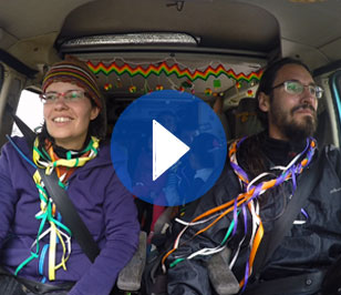 How to do a 'challa' for your van in Bolivia