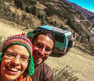 Alquilar una furgoneta camper en Perú y Bolivia