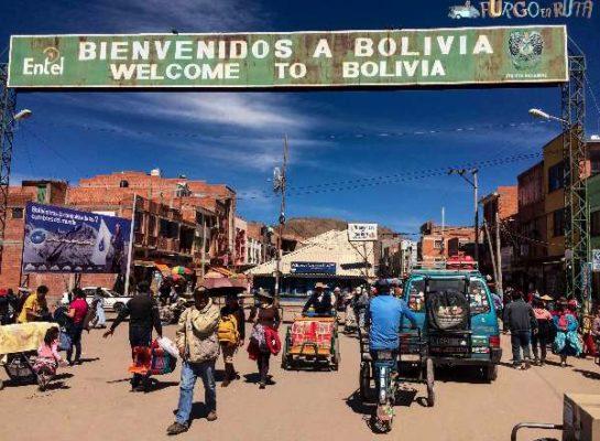 BIenvenidos a Bolivia