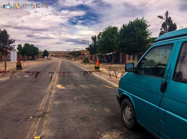Los peajes de Bolivia
