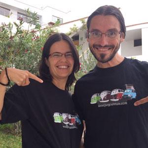 Gana la camiseta 5º aniversario de Furgo en ruta