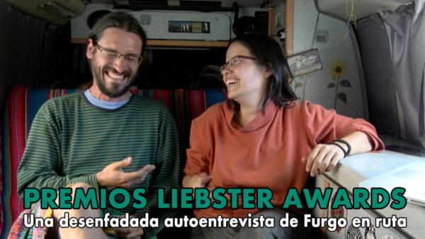 Furgo en ruta nominado a los premios Liebster Awards
