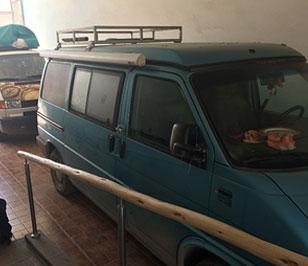 Salir de Perú sin tu auto