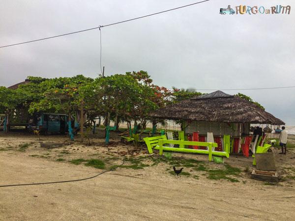 Dónde dormir en kombi en las Peñas, Esmeraldas, Ecuador