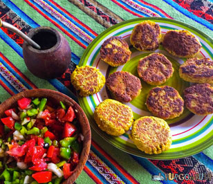 Falafel easy and delicious – recipe 4