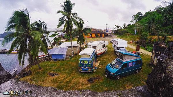 camping en Portobello