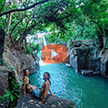 The best thermal baths in Latin America: Malacatiupan Waterfalls