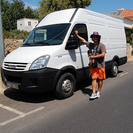 """Sur de Portugal en furgo """"camper"""""""