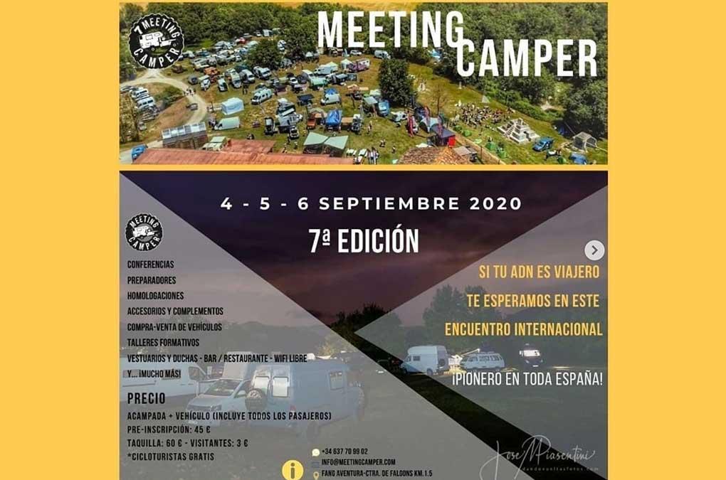 meeting camper 7 edición